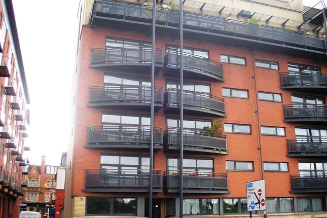 Thumbnail Flat to rent in Clyde Street, City Centre, Glasgow