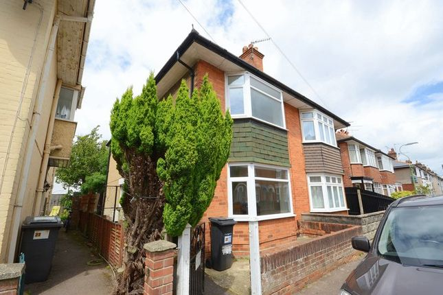 Thumbnail Semi-detached house to rent in South Road, Boscombe, Bournemouth