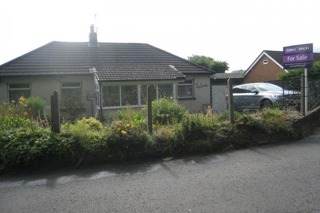 Thumbnail Detached bungalow for sale in Pentwyn, Pontypool