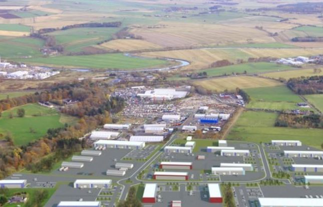 Thumbnail Light industrial for sale in Thainstone Business Park, A96, Thainstone, Inverurie