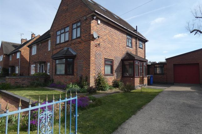 4 bed semi-detached house to rent in St. Peters Road, Chellaston, Derby DE73