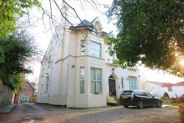 Thumbnail Flat for sale in North Road, Grassendale, Liverpool