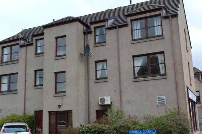 Thumbnail Flat to rent in Flat A, Water Lane, Ellon