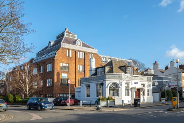 Office to let in Hill Place House, Wimbledon Village, High Street, Wimbledon Village