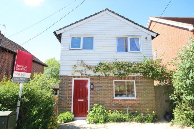 Thumbnail Detached house for sale in Gordon Road, Buxted, Uckfield