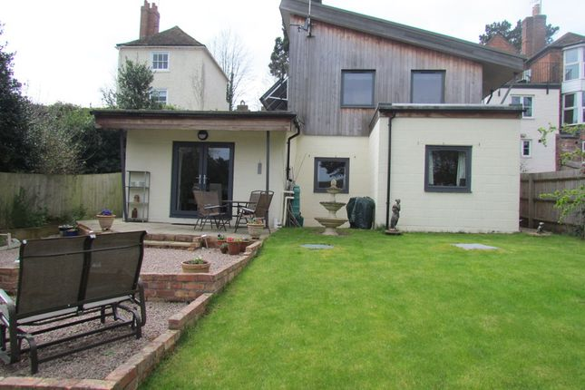 Thumbnail Detached house for sale in Henwick Road, Worcester, St. Johns, Worcester