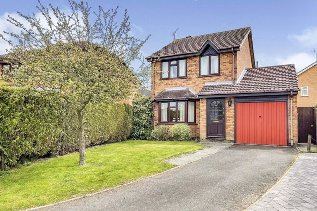 3 bed detached house for sale in Browns Way, Leicester LE8