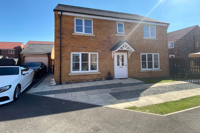 Thumbnail Detached house for sale in 25 Bounty Drive, Kingswood, Hull