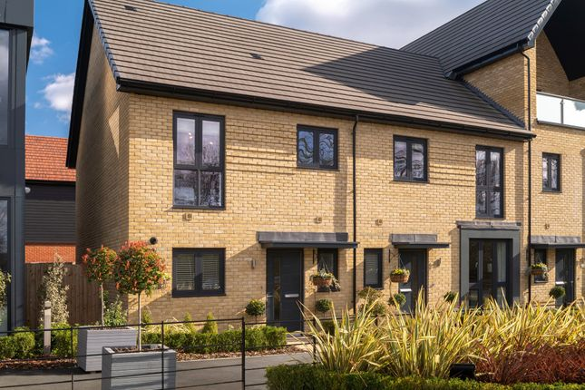 """Thumbnail Terraced house for sale in """"Langley"""" at Old Wokingham Road, Crowthorne"""