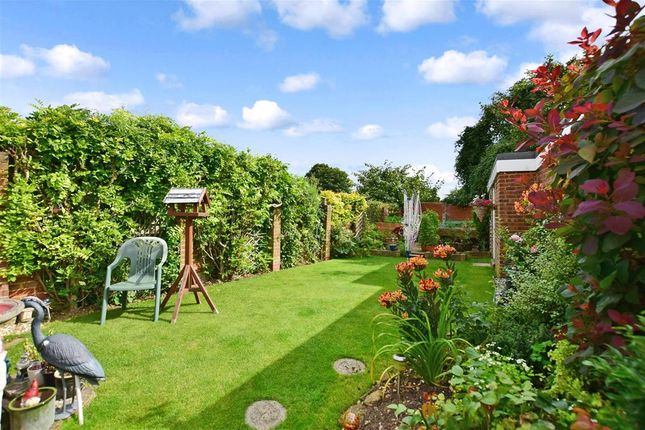 Thumbnail Bungalow for sale in Lesley Close, Gravesend, Kent