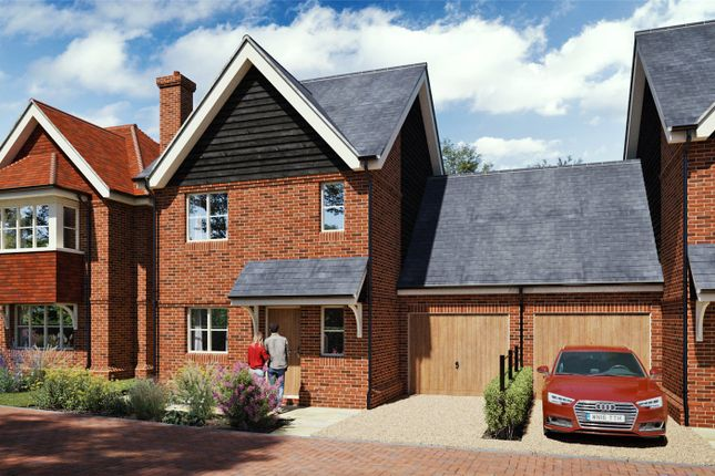 Thumbnail Semi-detached house for sale in Reading Road, Shiplake, Henley-On-Thames