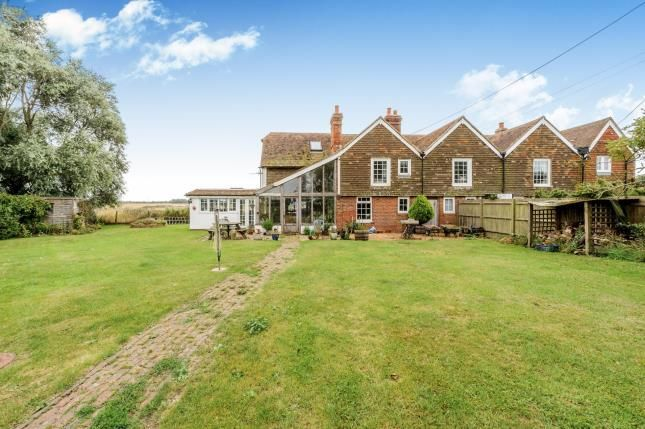 Thumbnail Equestrian property for sale in Midley Cottages, Midley Wall, Lydd, Romney Marsh