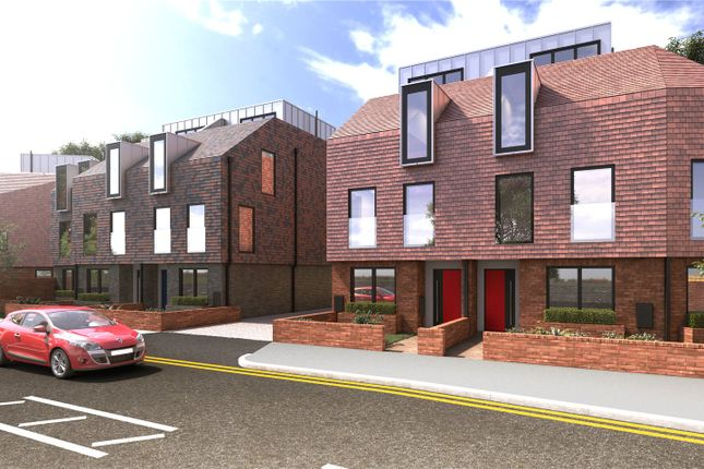 Thumbnail End terrace house for sale in The Bay, First Avenue, Chalkwell