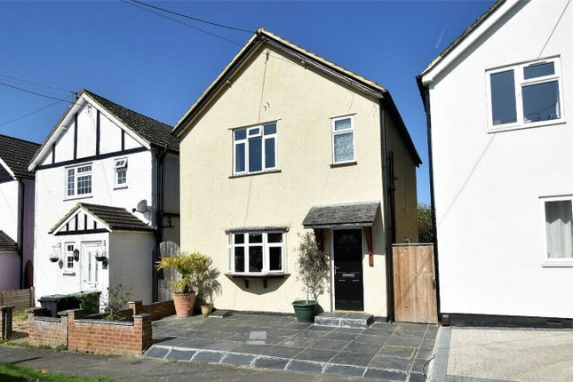 Thumbnail Detached house for sale in Bedford Lane, Frimley Green, Camberley, Surrey