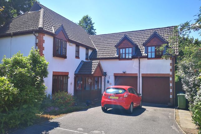 Thumbnail Detached house for sale in Brunel Close, Hedge End, Southampton