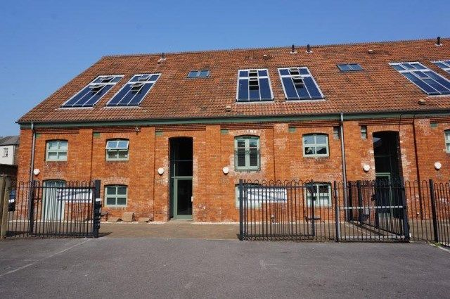 Thumbnail Flat for sale in Canon Street, Taunton, Somerset