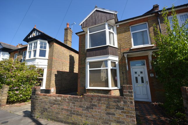 Thumbnail Semi-detached house to rent in Mildmay Road, Chelmsford, Essex