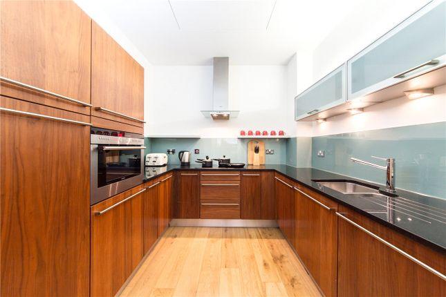 Kitchen of Parkview Residence, 219 Baker Street, London NW1