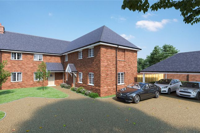Thumbnail Detached house for sale in 16 Mansfield Gardens, Ringwood Hampshire
