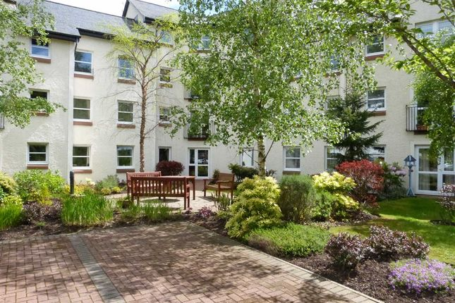 Thumbnail Flat for sale in Ericht Court Upper Mill Street, Blairgowrie, Perthshire
