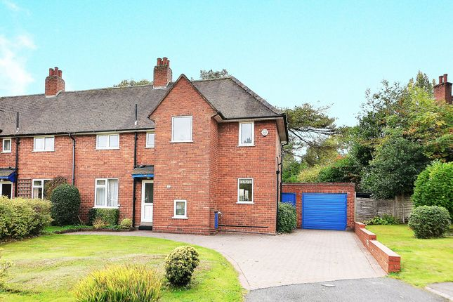 Thumbnail Semi-detached house for sale in Middle Park Close, Bournville Village Trust, Selly Oak