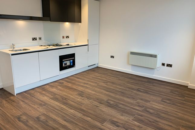 Thumbnail Flat to rent in Churchill Way, Basingstoke
