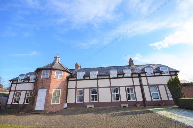 Thumbnail Flat for sale in Chester Road, Rossett, Wrexham