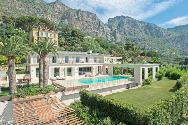 Thumbnail Property for sale in Waterfront Villa, Eze, French Riviera