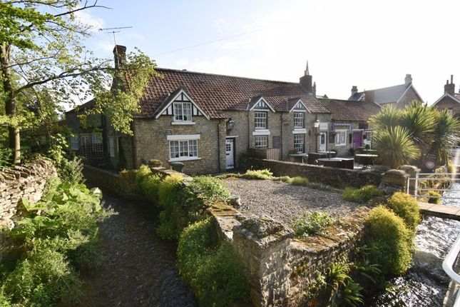 Thumbnail Terraced house for sale in The Square, Maltongate, Thornton Dale, Pickering