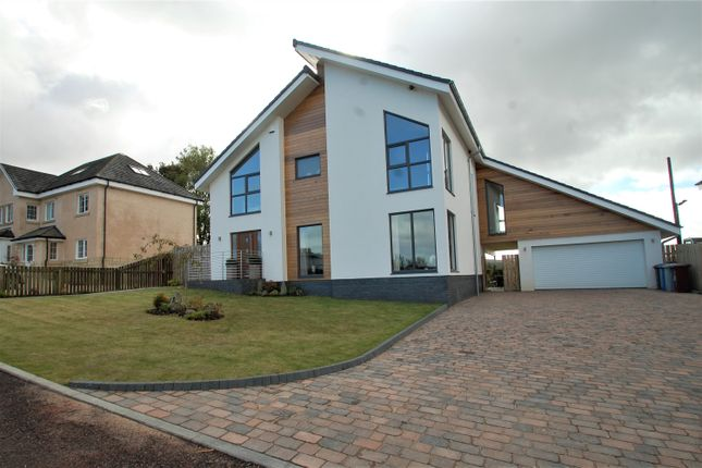 Thumbnail Detached house for sale in Cransley Garden, Douglas