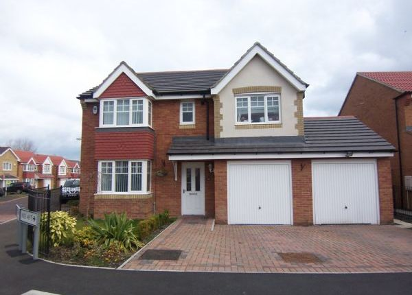 5 bed detached house for sale in Heather Lea, Blyth