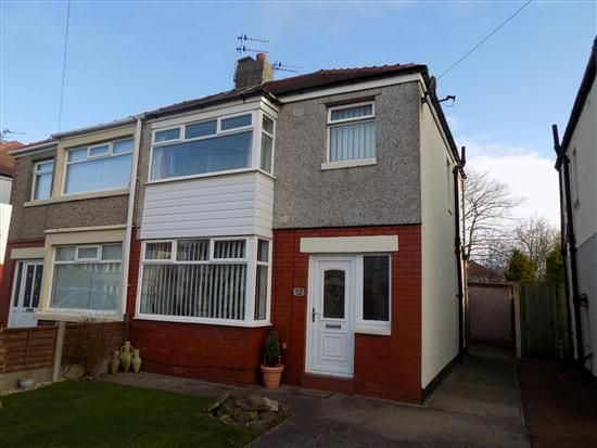 Thumbnail Property to rent in Kildare Avenue, Thornton Cleveleys
