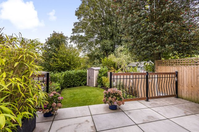 Rear Garden of Wilmot Road, Purley, Surrey CR8