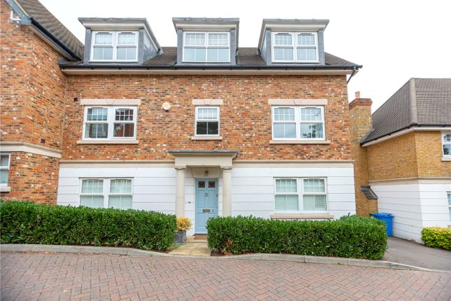 Thumbnail End terrace house to rent in Bowyer Walk, Ascot, Berkshire