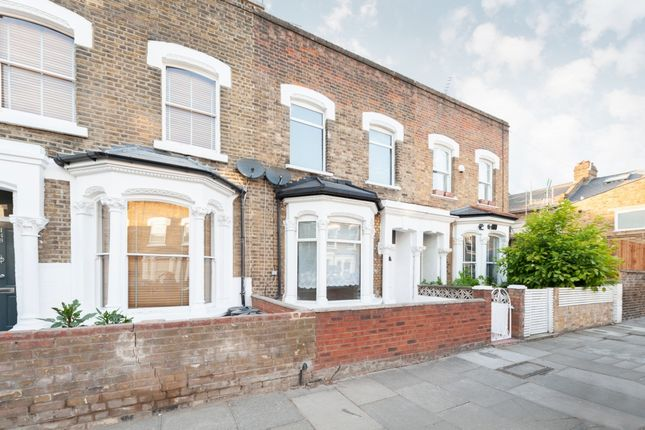 Thumbnail Terraced house for sale in Thorpedale Road, Stroud Green