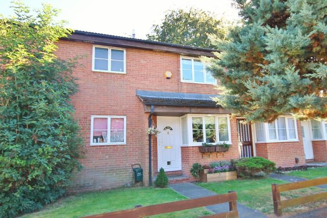 Thumbnail Terraced house for sale in Sycamore Walk, Englefield Green, Surrey