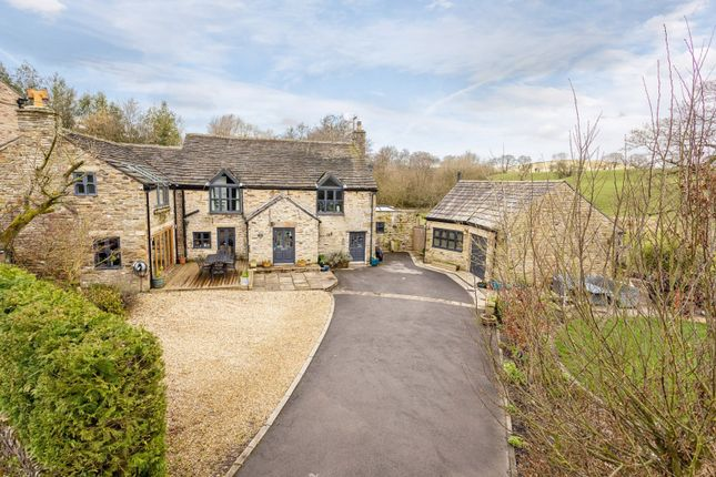 Thumbnail Barn conversion for sale in Ladygate Farm, Briargrove Road, Birch Vale, High Peak
