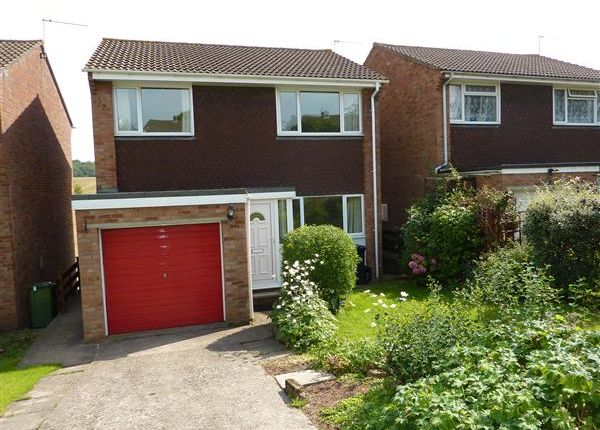 Thumbnail Detached house to rent in The Yetts, Sedbury, Chepstow