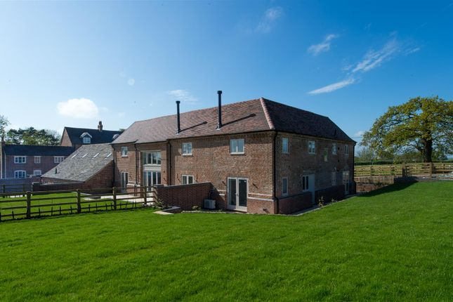 Thumbnail Barn conversion for sale in Henley Road, Outhill, Warwickshire