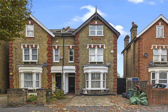 Exterior of Earlham Grove, London E7