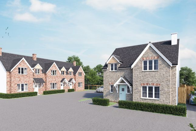 4 bed detached house for sale in Norton Road, Sutton Veny, Warminster BA12