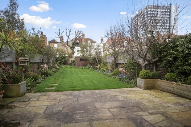 Thumbnail Property to rent in Burlington Road, Chiswick