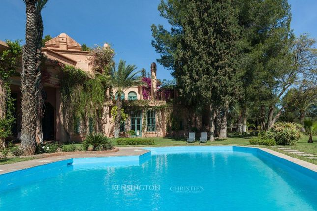 6 bed villa for sale in Marrakesh (Palmeraie), 40000, Morocco