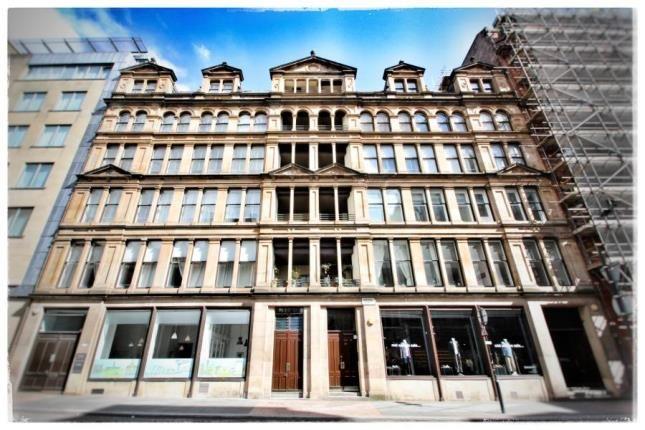 Thumbnail Flat for sale in Montrose Street, Merchant City, Glasgow
