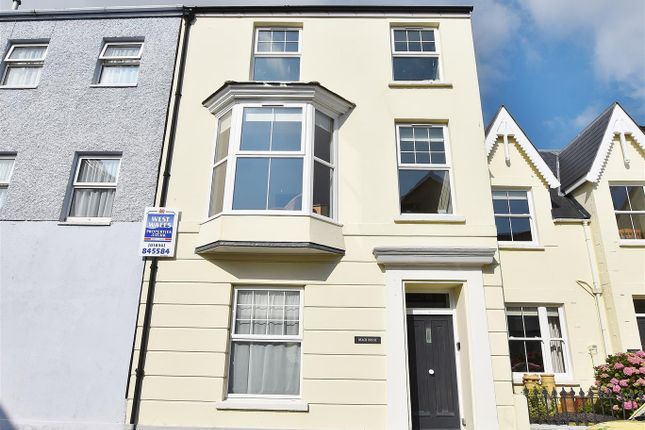 Thumbnail Town house for sale in Culver Park, Tenby