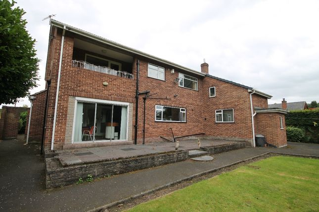Rear Elevation of Ormskirk Road, Knowsley, Prescot L34