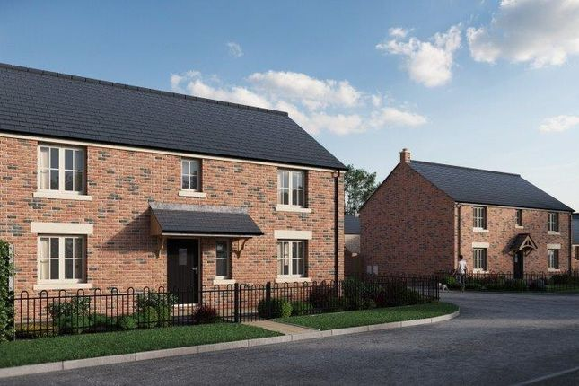 Thumbnail Detached house for sale in Henmoor Court, Holmgate Road, Clay Cross, Chesterfield