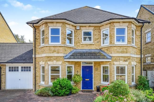 Thumbnail Detached house for sale in Banister Park, Southampton, Hampshire