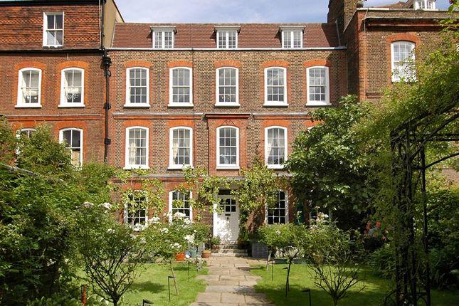 Thumbnail Terraced house for sale in Elm Row, Hampstead