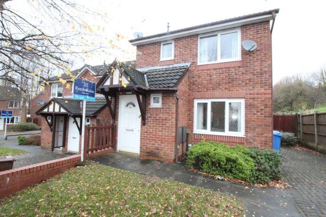 Thumbnail Semi-detached house to rent in Dutch Barn Close, Chorley